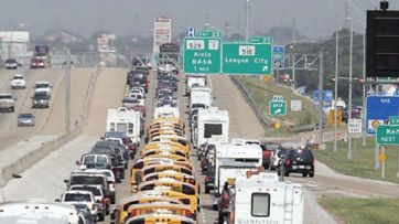 Rita Evacuation - Picture courtesy of Houston Chronicle